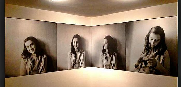 Anne Frank es gay