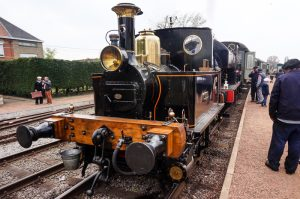 Steam Trains in Holland and Belgium. Preserving our cultural industrial inheritage.