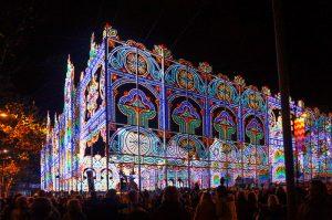 Glow Light festival Eindhoven Light City