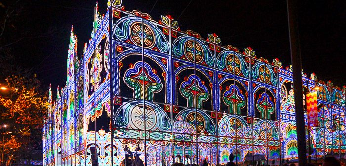 Glow Light festival Eindhoven Light City