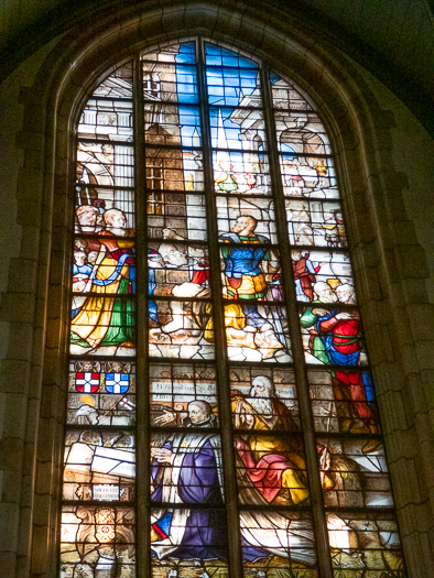 Daytrip to Gouda, Cheese, Culture and History Must See the 72 stained glass windows in the cathedral.