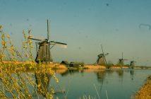 Daytrip to the nineteen windmills at Kinderdijk