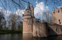 Wijk bij Duurstede Castle: Blues at the River Rhine. Rent a Castle.