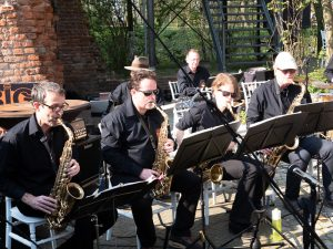 Wijk bij Duurstede Castle: Blues at the River Rhine Jazz Orchestra Big Band Zeist