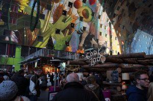 Market Hall Rotterdam Fine Architecture