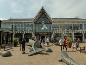Shop until you drop Greatest Outlet Mall in the Netherlands Bataviastad