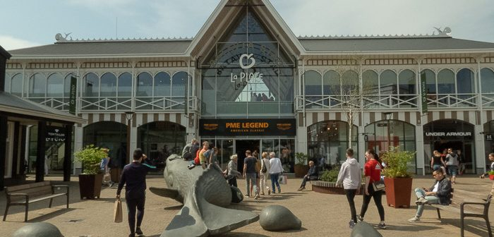 Shop until you drop in the Greatest Outlet Mall in the Netherlands: Bataviastad