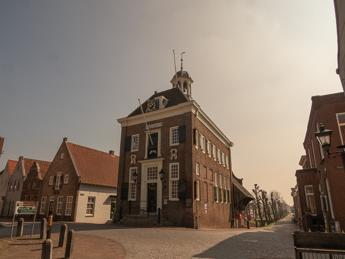 Nieuwpoort, nicest village in Holland Must See The Townhall