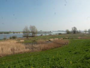 Nieuwpoort, nicest village in Holland on River Lek