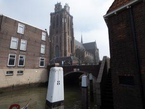 Things to do in Dordrecht, Holland. Must see Onze Lieve Vrouwe Kerk.
