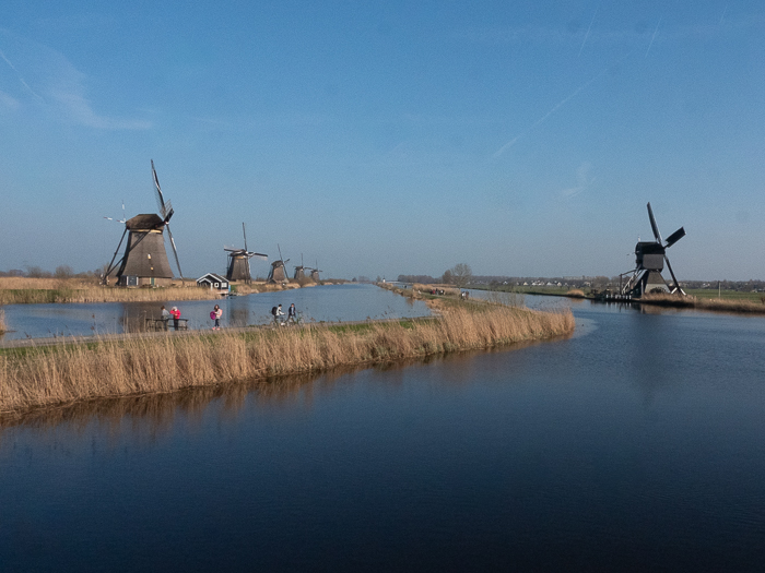 Things to do in Dordrecht, Holland. Visit Kinderdijk.