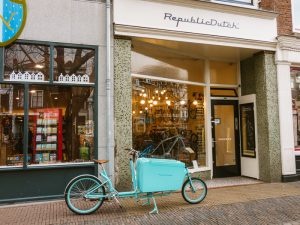 By bike through a National Park in the Netherlands to the Military Museum and the Zoo.Utrecht Canal Shop Oudegracht