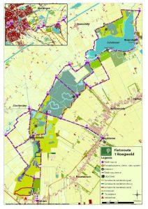 Visit 't Roegwold in Groningen map