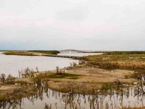 Nature Reserve Marker Wadden Islands